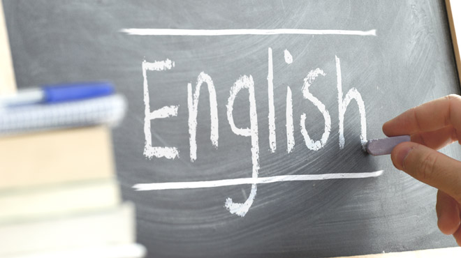 Inštrukcije angleščine