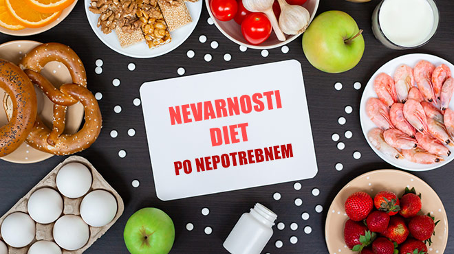 Nevarnosti diet