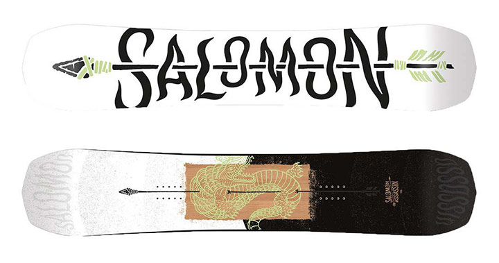 Snowboard Salomon Assassin